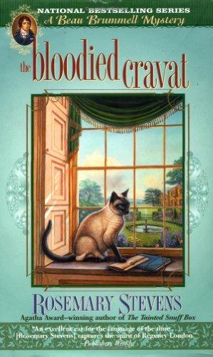 The Bloodied Cravet (Beau Brummell Mysteries)