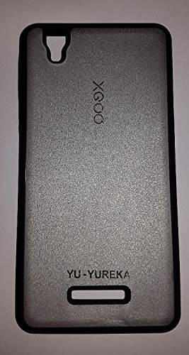 NBD XGOQ BACK CASE COVER FOR MICROMAX YU YUREKA GREY