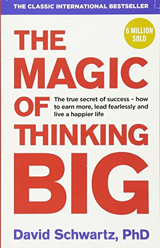 The Magic Of Thinking Big (Vermilion)