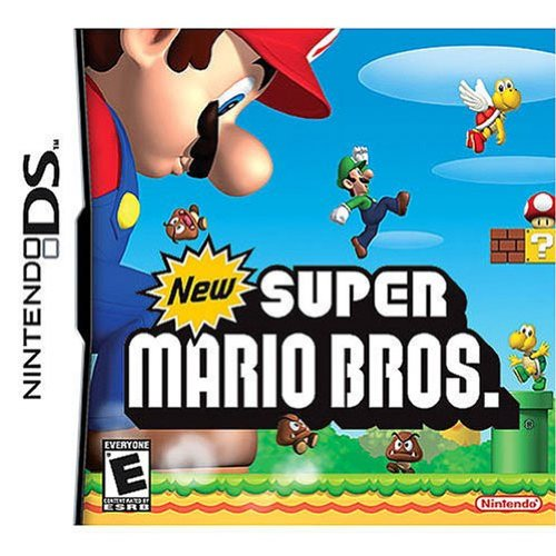 New Super Mario Bros. (Nintendo DS) [Importación