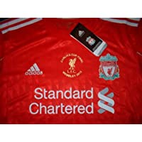 Adidas Liverpool BNWT Carling Cup 2012Maillot de Football pour Homme Neuf Taille XXL