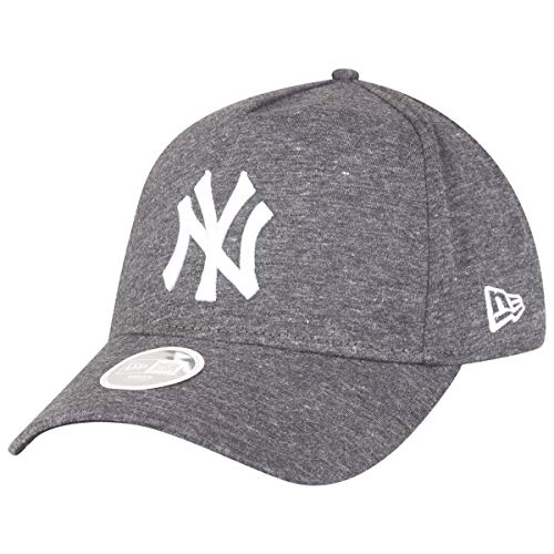 New Era New York Yankees A Frame Trucker Women MLB Jersey Black - One-Size