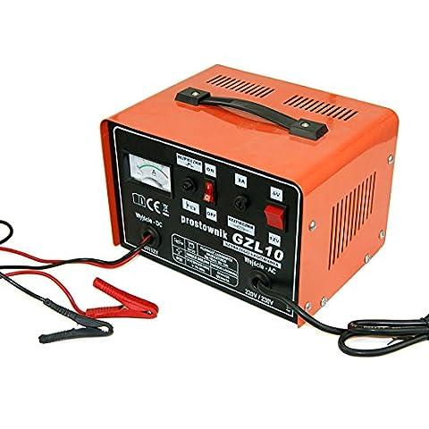 KFZ PKW LKW Batterie Ladegerät Batterieladegerät 6 / 12V Batterielader Auto (Pkw Batterieladegerät)