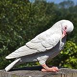 Kaige Tischdekoration Nachahmung Taube Ornamente nach Hause