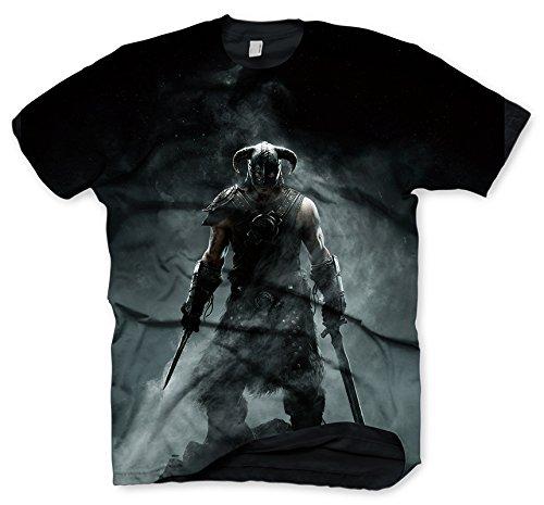 Preisvergleich Produktbild Skyrim T-Shirt Dragonborn, Size XXL