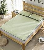 Matte Xiaolin-Sommermatte Sommer Kühle EIS Seide Schlaf Schlafsaal 0,9m Falten Klimaanlage Schlafmatten Hausmatte (größe : 0.9m)