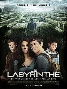 Affiche Cinéma Originale Grand Format - Le Labyrinthe (format 120 x 160 cm pliée)