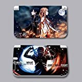 Sword Art Online Skin Vinyl-Aufkleber für 3DS XL/LL
