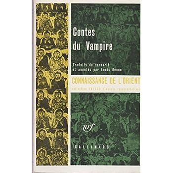Contes du vampire, traduits du sanskrit et annotés...