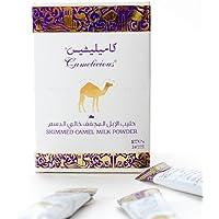 120 g Baja en grasas / Polvo de leche camella 100% pura procedente de los