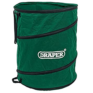 Draper 34040 General Purpose Pop up Tidy Bag Amazoncouk Garden