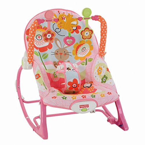 Fisher-Price Bunny Infant To Toddler Rocker (Y4544)
