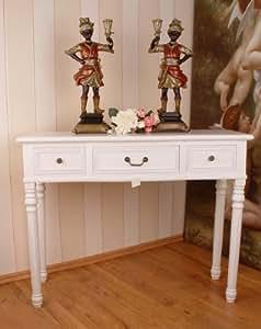 Konsole, Konsolentisch, Schreibtisch, Tisch, Wandkonsole