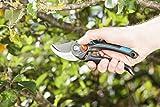 GARDENA Gartenschere B/S XL: Pflanzenschonende Baumschere mit Bypass-Schneide für Äste und Zweige, max. Schneid-Durchmesser 24 mm, stufenlose Grifföffnung (8905-20) - 3