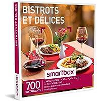 SMARTBOX - Coffret Cadeau - BISTROTS ET DELICES - 405 Repas : Bistrots, Brasseries et Bonnes Tables