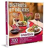SMARTBOX - Coffret Cadeau - BISTROTS ET DELICES - 405 Repas : Bistrots, Brasseries et Bonnes Tables...