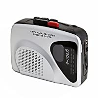 Groov-e Personal Portable Radio Cassette Player and Recorder