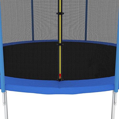 Kinetic Sports Gartentrampolin Ø 490 cm - 3