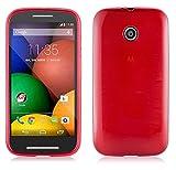 Cadorabo - Silikon TPU Schutzhülle für Motorola MOTO E