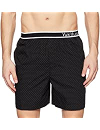 Van Heusen Men's Cotton Boxer Shorts (Colors May Vary)