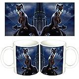 Batman Catwoman Dc Universe Online Taza Mug