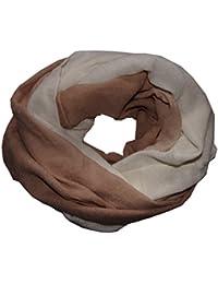 Strickschal, Rundschal, Schal, Loop, Viskose und Wolle, super weiche Qualität, versch Farben, 75 x 80 cm