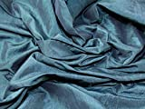 Crushed Strukturierte Taft Kleid Stoff