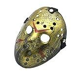 Hbbhbb Ultra Jason Ora Mi Vedi Glow In The Dark Adulti Halloween Killer Hockey Mask Festival Hacker Fancy Dress Cosplay Horror Freddy Maschera Da Uomo
