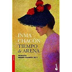 Tiempo de arena (Booket Logista) Finalista Premio Planeta 2011