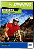 Spinning Fitness DVD Rides The Rockies, Full Color, 7190