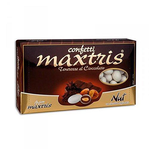 MAXTRIS | Confetti Italiani di Mandorla | NUT GIANDUIA | 1 Kg.