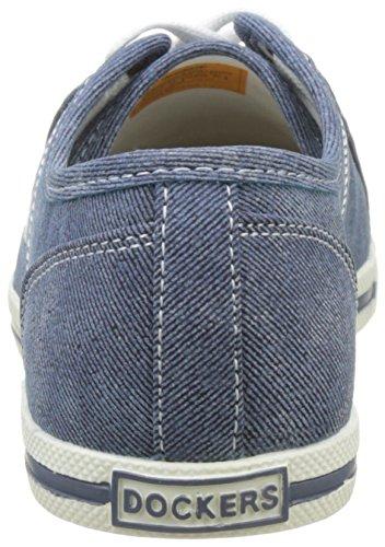 Dockers by Gerli 27ch221-610 Damen Sneaker Blau (Blau 600)