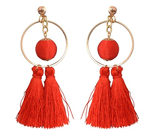 Sitashi Party wear or office wear Tassel Dangler Earring For Girls and Women