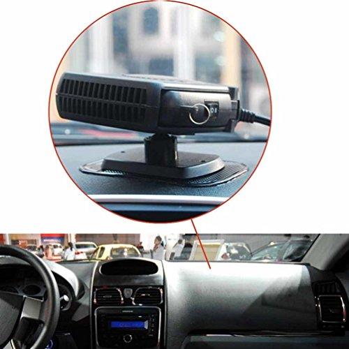 12V Tragbare Auto Heizung Heizlüfter Auto Defroster Demister überhitzen Schutz