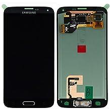Pantalla táctil+LCD para Samsung G900 Galaxy S5, color negro