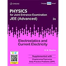 Amazon b m sharma books physics for joint entrance examination jee advanced electrostatics and current electricity fandeluxe Images