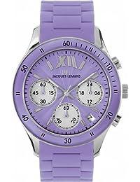 Jacques Lemans Sports Damen-Armbanduhr Rome Sports 1-1587H
