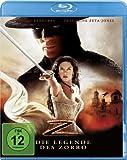 Die Legende des Zorro [Blu-ray]
