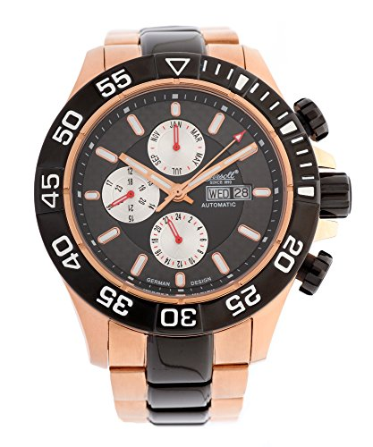 Ingersoll IN1627RBKM–Uhr für Männer, Lederband