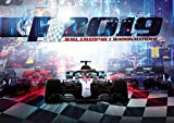 F1 2019 - Formule 1 calendrier mural 2019 - Formula 1