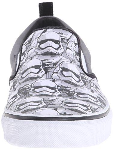 Skechers  Imperial guard, Chaussures à lacets et coupe classique homme Blanc - White / Black/Stormtrooper