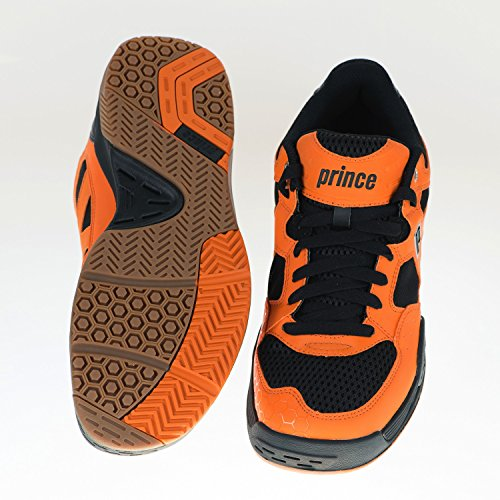 Prince Prince NFS Indoor, Chaussures tennis homme Attack Orange/Black