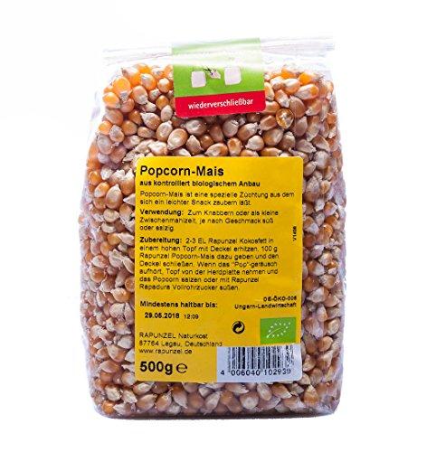 BIO Popcorn-Mais Rapunzel - 3