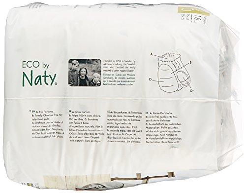Naty by Nature Babycare Öko Höschen-Windeln – Größe 6 (16+ Kg), 1er Pack (1 x 18 Stück) - 3