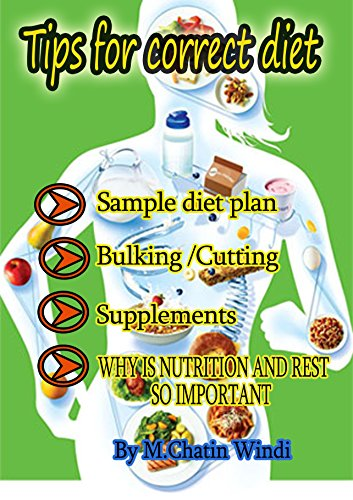 Tips for correct diet (English Edition) por M.Chatin Windi