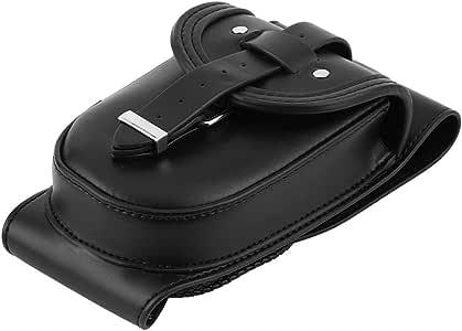 Broco Borsa Pannello di cuoio reale di serbatoio di combustibile Cap Cover for Motorcycle Sportster XL 883 1200