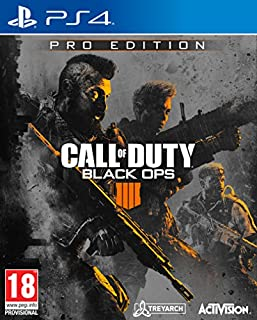 Call Of Duty: Black Ops 4 - Pro Edition (B07DQMMPM7) | Amazon price tracker / tracking, Amazon price history charts, Amazon price watches, Amazon price drop alerts