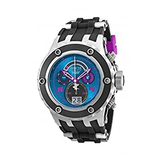 Invicta Watch Reloj con movimiento cuarzo suizo Man 16252 52 mm