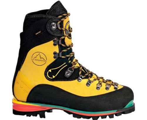 La Sportiva Nepal Evo Gtx - Zapatillas de escalada unisex, color amarillo, talla 46.5