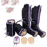 Luchtcompressie been massager-elektrische circulatie beenverpakkingen voor albumtherapie van voeten.